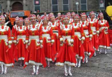 Carnival Festival Parade